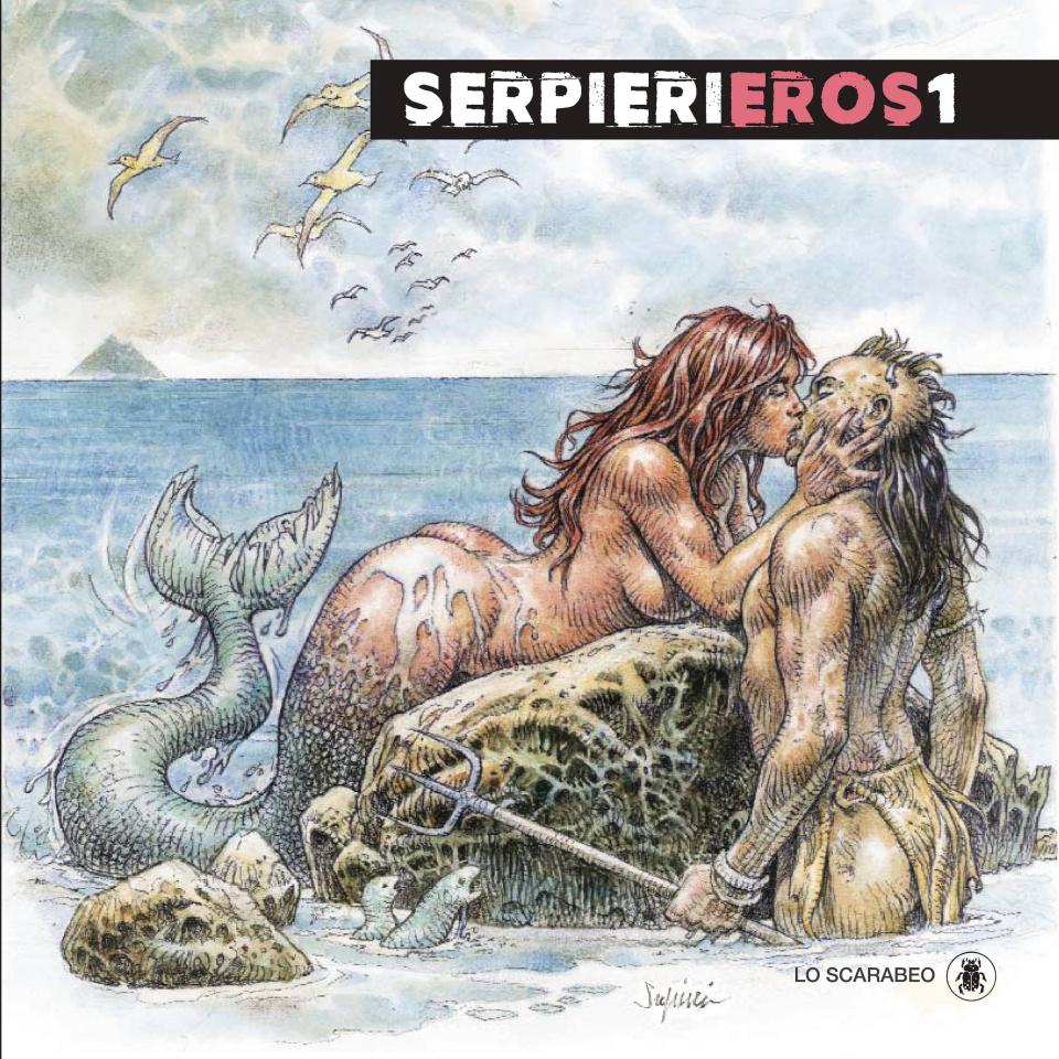 Serpieri Eros (Bilingual Collection)