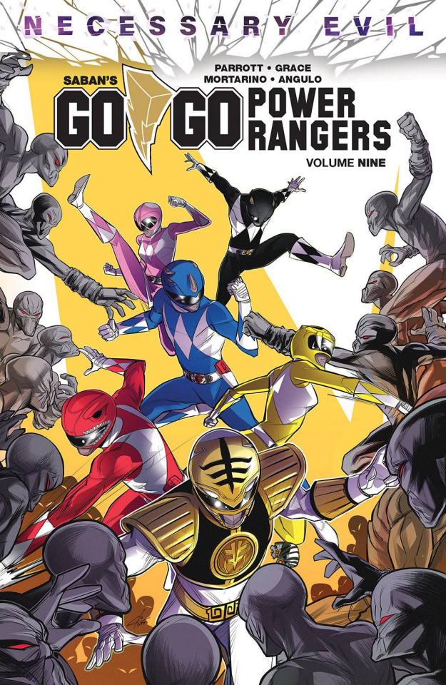 Go, Go, Power Rangers! Vol. 9