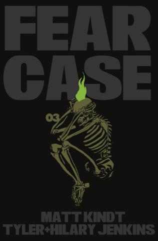 Fear Case #3 (Jenkins Cover)