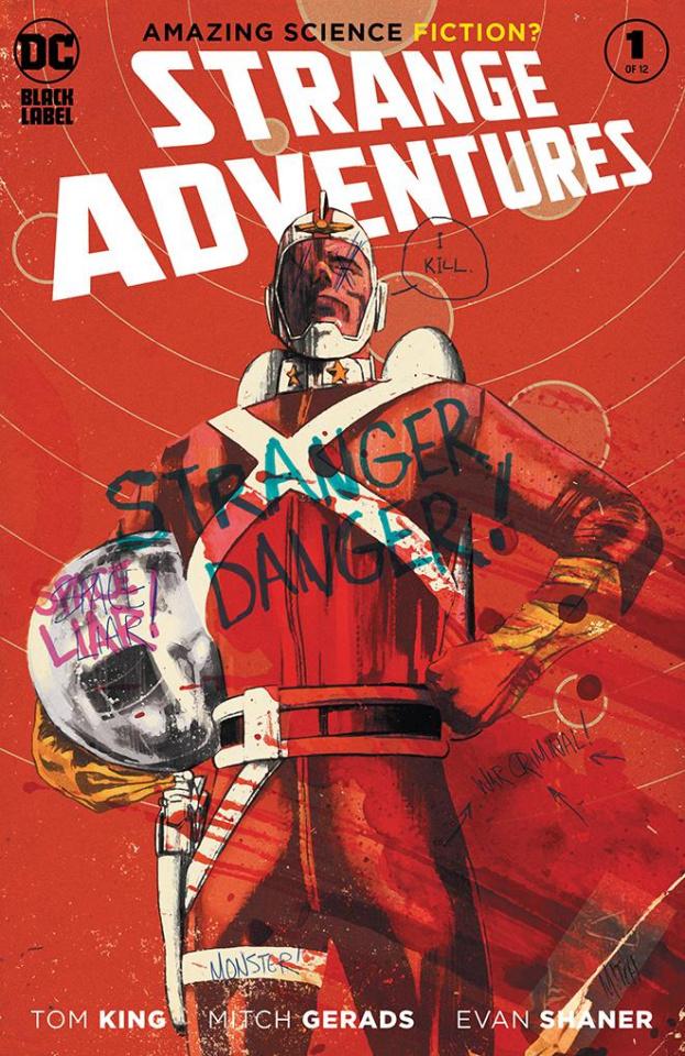 Strange Adventures #1 (Mitch Gerads 2nd Printing)