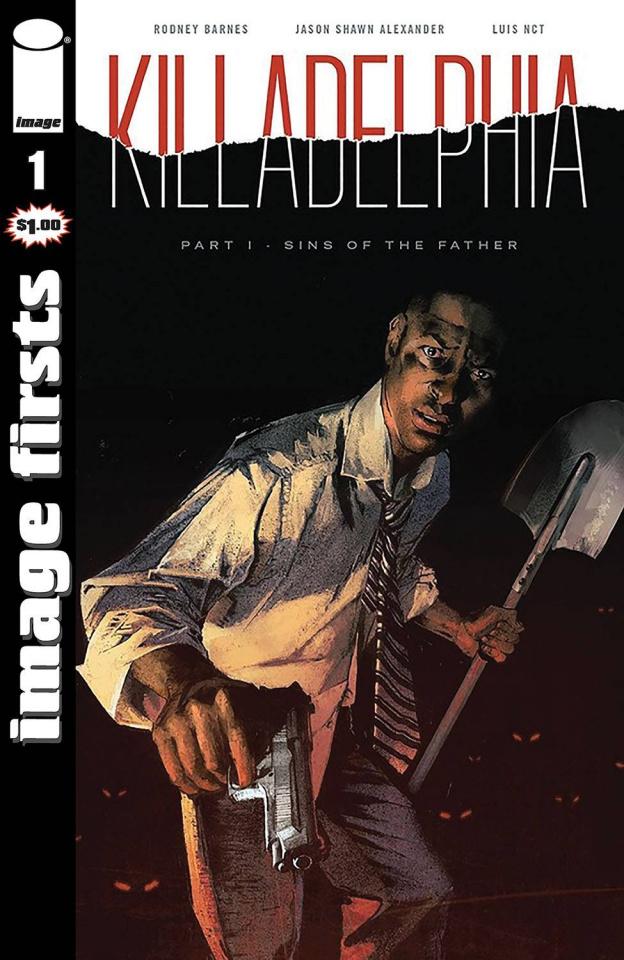 Killadelphia #1 (Image Firsts)