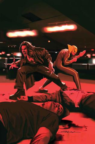 Iron Fist #74: Legacy