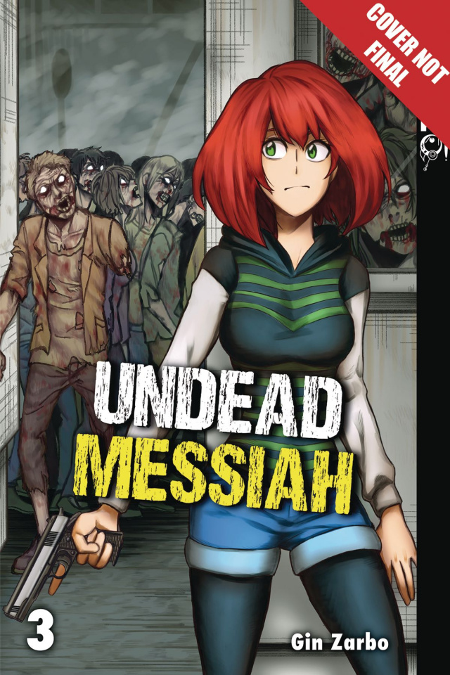 Undead Messiah Vol. 3
