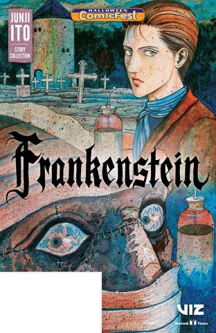 Frankenstein (Halloween ComicFest 2018)