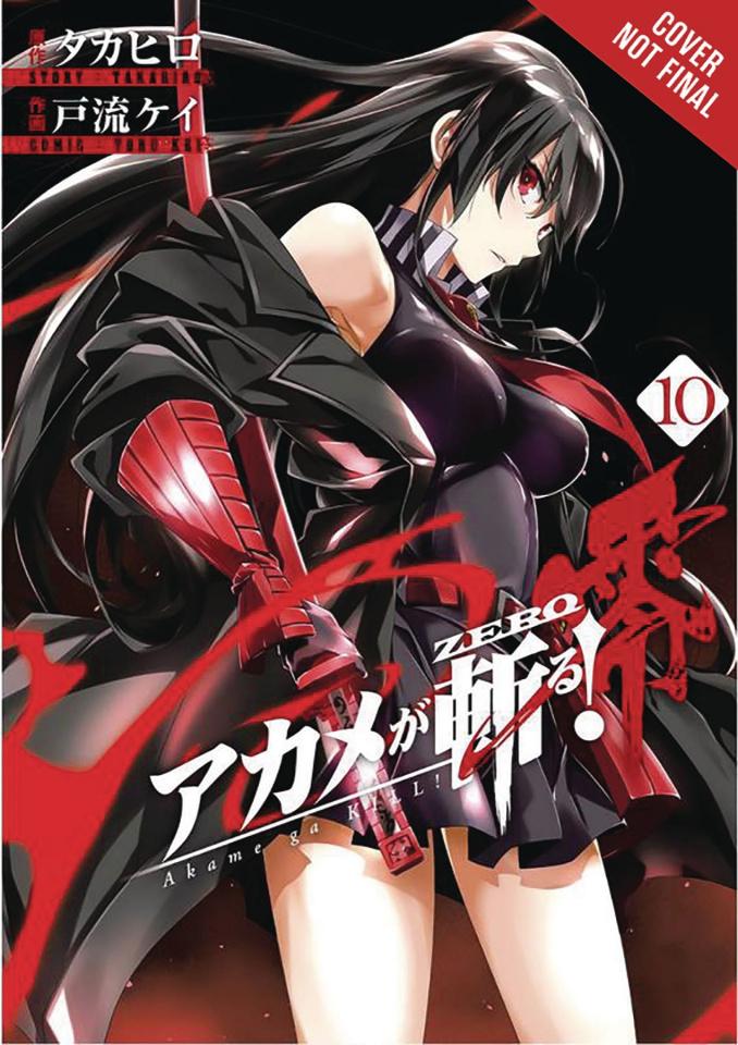 Akame Ga KILL! Zero Vol. 10