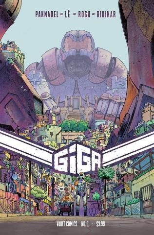Giga #1 (Gorham Cover)
