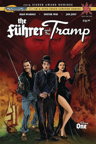 The Führer and the Tramp #1