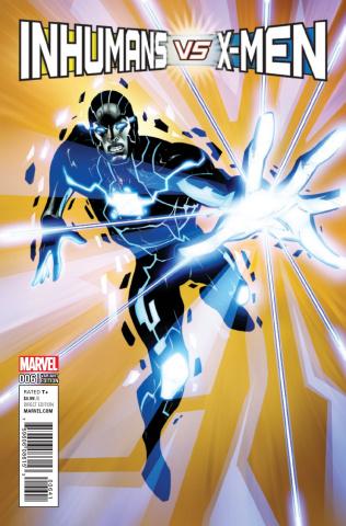 IvX #6 (Syaf Inhumans Cover)