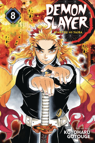 Demon Slayer: Kimetsu No Yaiba Vol. 8
