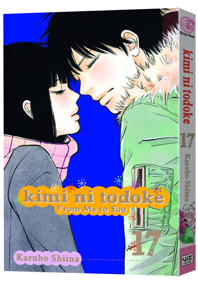 Kimi Ni Todoke Vol. 17: From Me To You