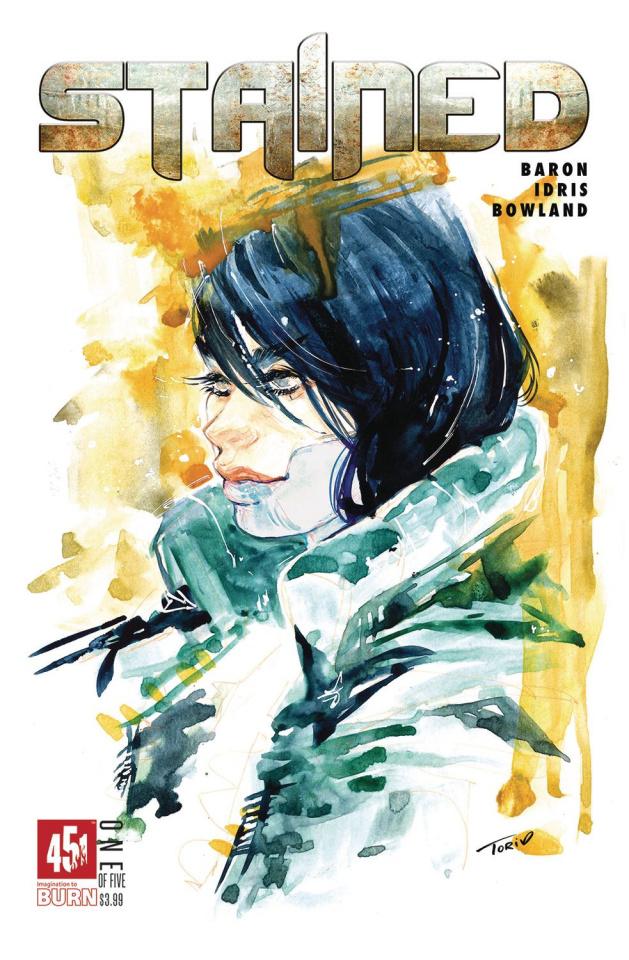 Stained #1 (2nd Printing)