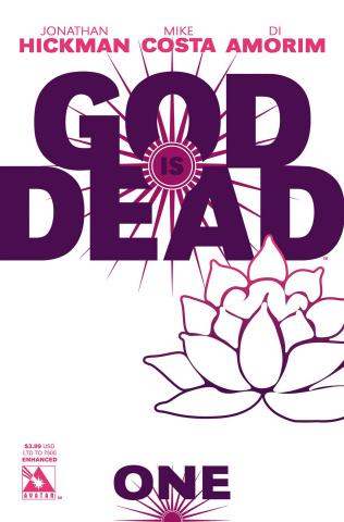 God Is Dead #1 (Enhanced Cover)