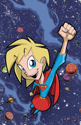 Supergirl: Cosmic Adventures in the 8th Grade