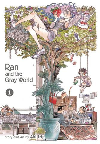 Ran and the Gray World Vol. 1