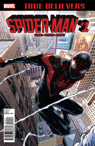 Spider-Man #1 (True Believers)
