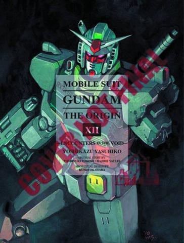 Mobile Suit Gundam: The Origin Vol. 12: Encounters in the Void
