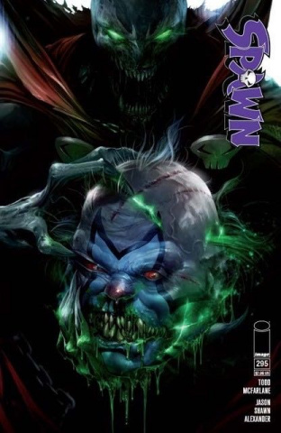 Spawn #295 (Mattina Cover)