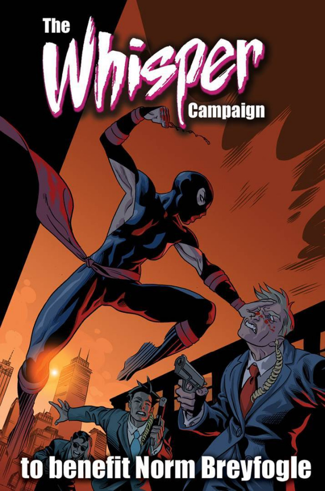 The Whisper Campaign