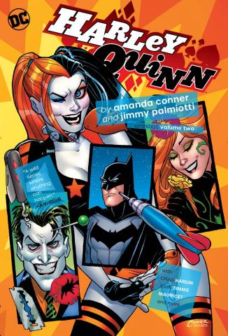 Harley Quinn by Conner & Palmiotti Vol. 2 (Omnibus)