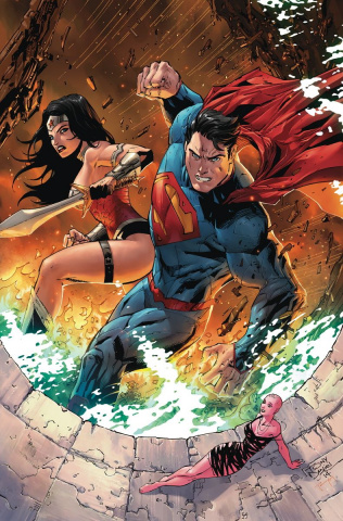 Superman / Wonder Woman Vol. 2: War and Peace