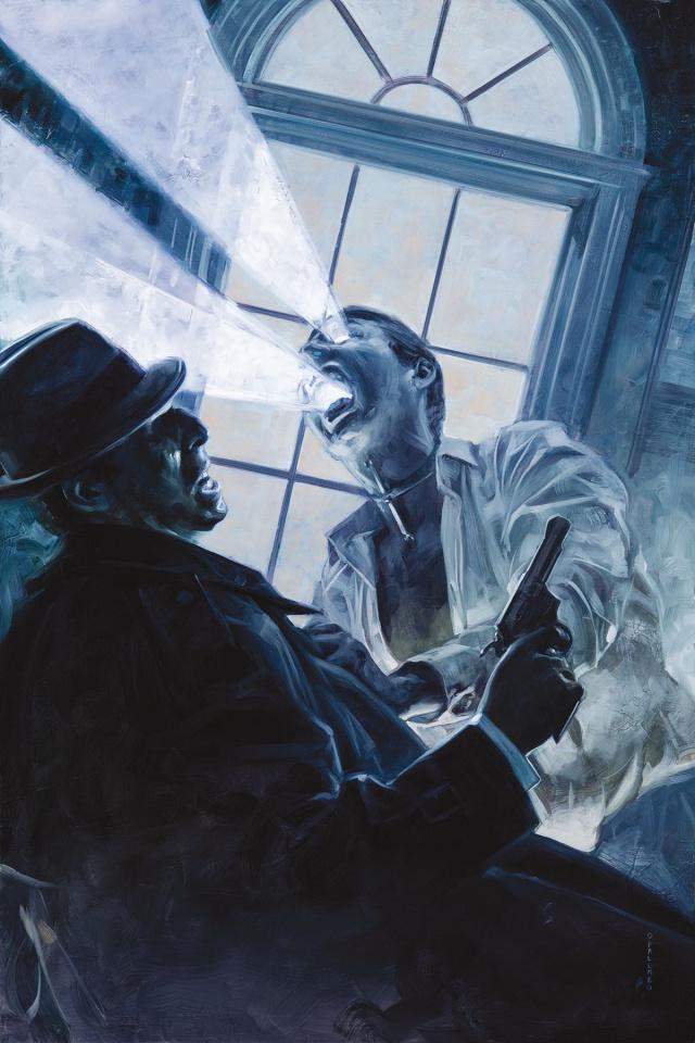 Joe Golem, Occult Detective: The Outer Dark #2
