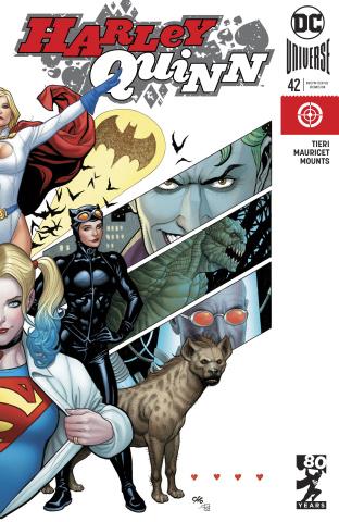 Harley Quinn #42 (Variant Cover)