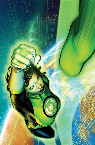 Green Lanterns #32 (Variant Cover)