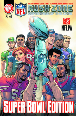 NFL Rush Zone: Super Bowl Special