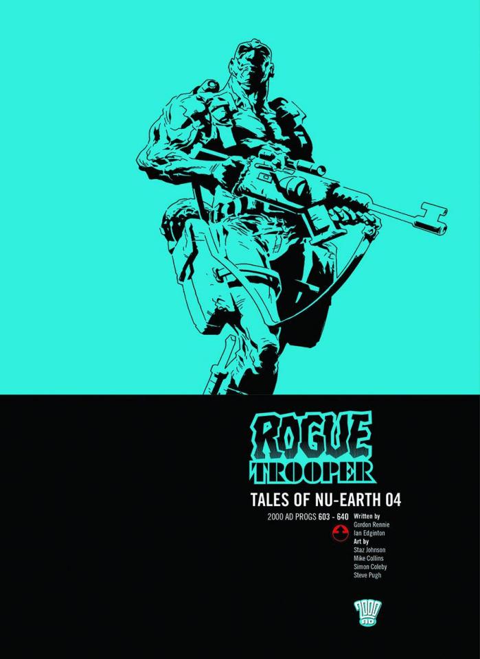 Rogue Trooper: Tales of Nu-Earth Vol. 4