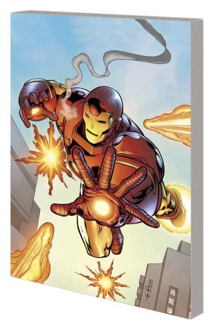 Iron Man: Armored Vengeance