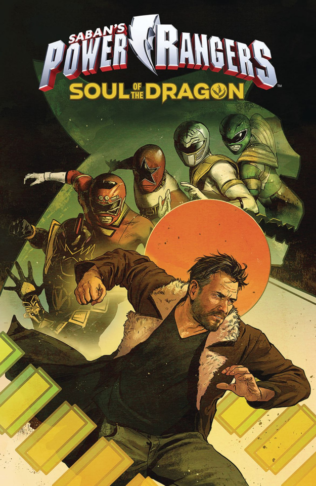 Mighty Morphin' Power Rangers: Soul of the Dragon