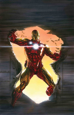 Invincible Iron Man #600 (Ross Cover)