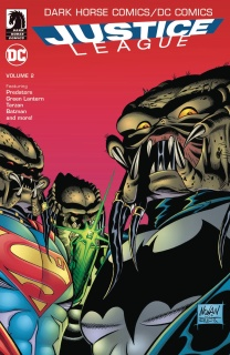 DC Comics / Dark Horse Comics: Justice League Vol. 2