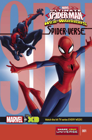 Marvel Universe: Ultimate Spider-Man - Spider-Verse #1