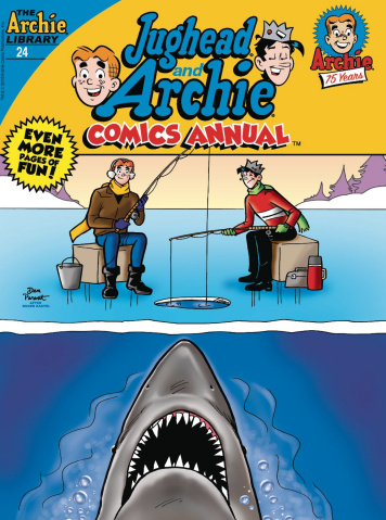 Jughead & Archie Winter Annual Digest #24