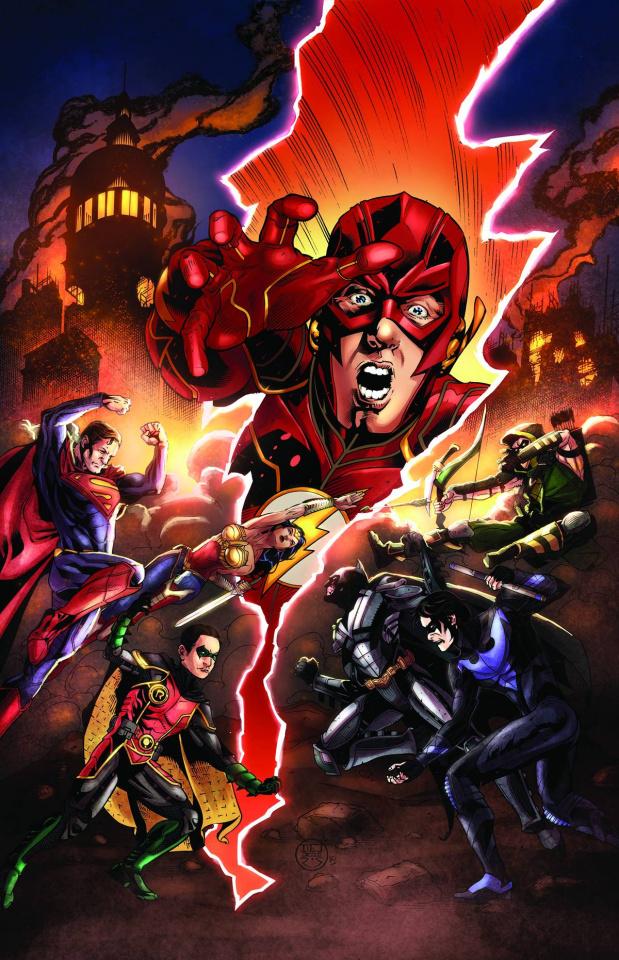 Injustice: Gods Among Us #5