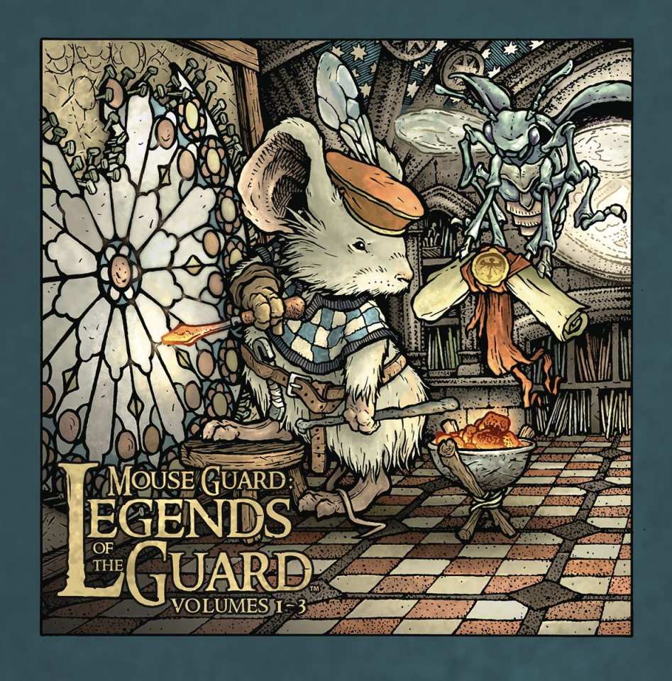 Mouse Guard: Legends of the Guard (Box Set)