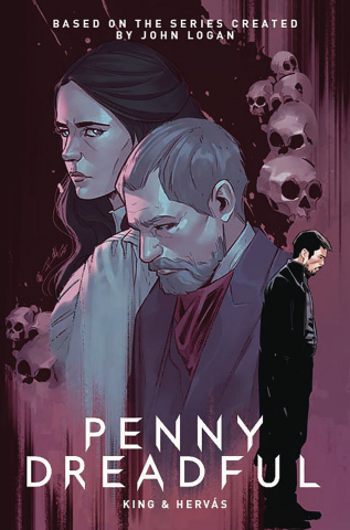 Penny Dreadful #12 (Ingranata Cover)