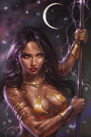 Dejah Thoris #1 (Parrillo Virgin Cover)
