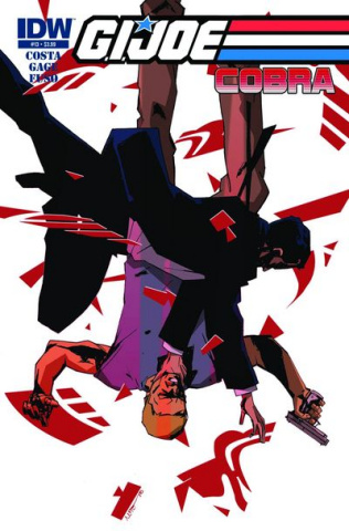 G.I. Joe: Cobra II #13