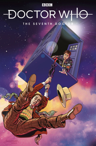 Doctor Who: The Seventh Doctor #2 (Jones Cover)