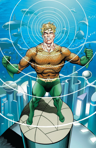 The Legend of Aquaman