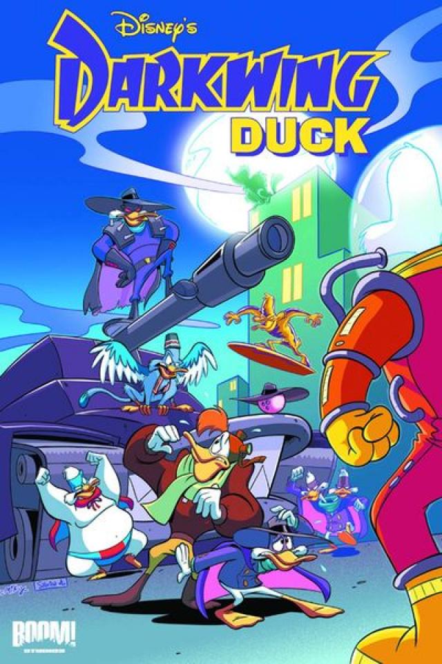 Darkwing Duck Vol. 2: Crisis On Infinite Darkwings