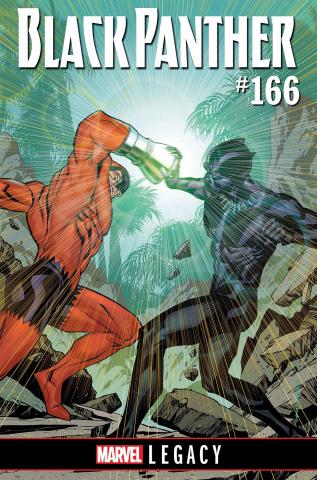 Black Panther #166: Legacy