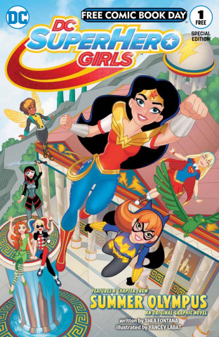 DC Super Hero Girls: Summer Olympus