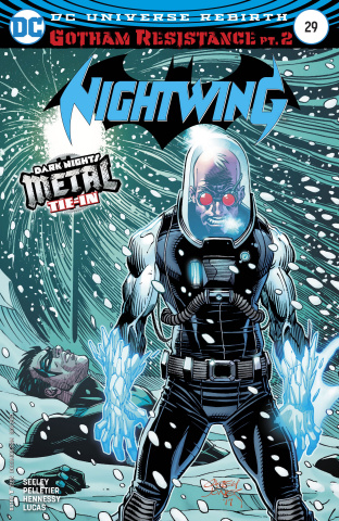 Nightwing #29 (Variant Cover)