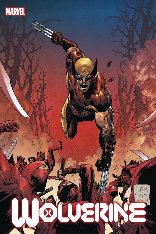 Wolverine #3 (Daniel Cover)