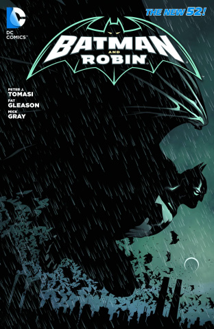 Batman and Robin Vol. 4: Requiem For Damian