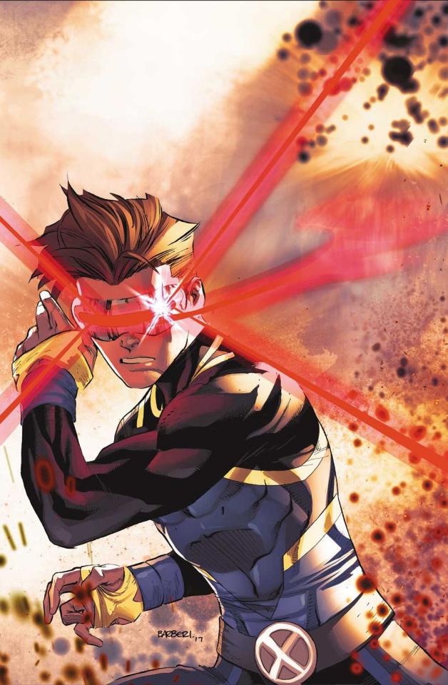 Doctor Strange #19 (Barberi ResurrXion Cover)