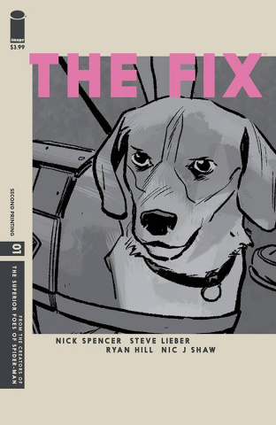 The Fix #1 (2nd Printing)